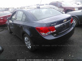 Chevrolet Cruze Limited LS                                            2016